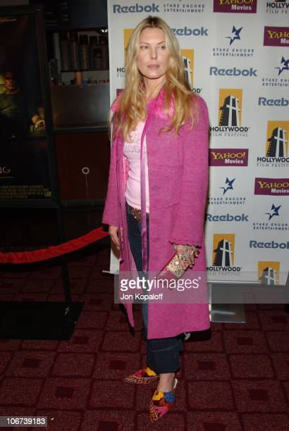 Deborah Unger during A Love Song For Bobby Long Premiere at The Hollywood Film Festival's Closing Night Gala at The Arc Light Theater in Los Angeles...