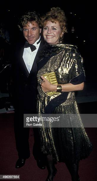 Deborah Walley attends Women in Film Festival Party on October 16 1987 at the Cineplex Odeon Cinema in Century City California