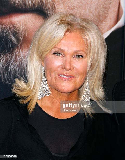 DeborahLee Furness attends the world premiere of 'Les Miserables' at Ziegfeld Theatre on December 10 2012 in New York City