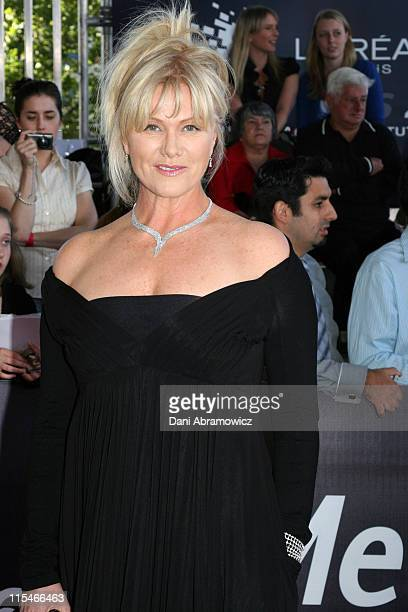 Deborra Lee Furness during L'Oreal Paris 2006 AFI Awards Arrivals at Melbourne Exhibition Centre in Melbourne VIC Australia