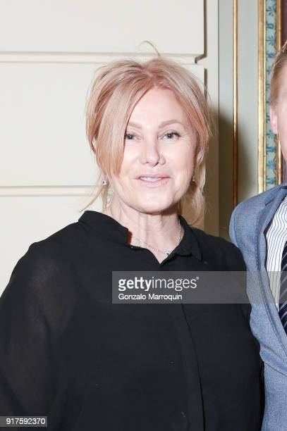 Deborralee Furness during the Susan Gutfreund Hosts UN Women For Peace Association Reception on February 12 2018 in New York City