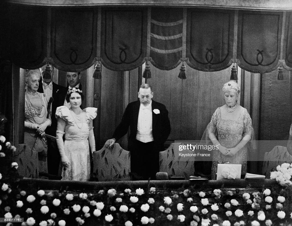 Famille royale anglaise : News Photo
