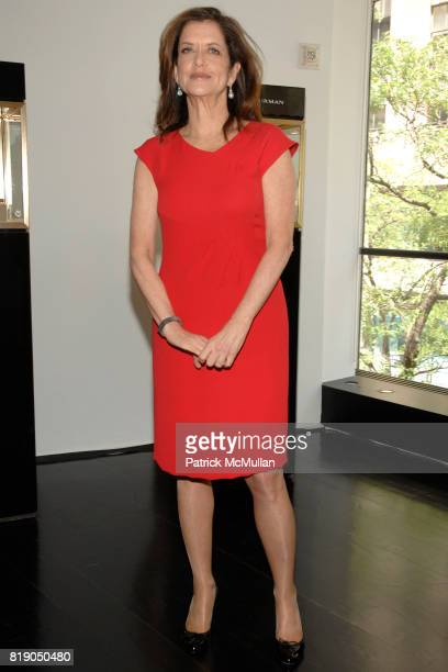 Debra Black attend DAVID YURMAN & CHRISTIE'S host a benefit for the MELANOMA FOUNDATION at Christie's at Rockefeller Center on May 26th, 2010 in New...