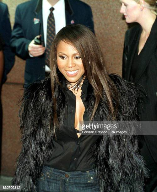 Debra Fox arriving for the Michael Jackson Concert at Madison Square Garden in New York City