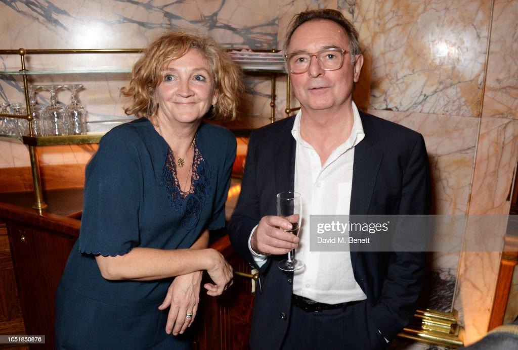 """Happy Birthday, Harold"" Charity Gala Celebrating Harold Pinter - After Party : News Photo"