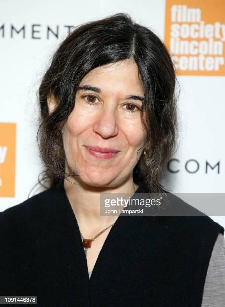 Debra Granik attends Film Society of Lincoln Center Film Comment Annual Luncheon at Lincoln Ristorante on January 08 2019 in New York City