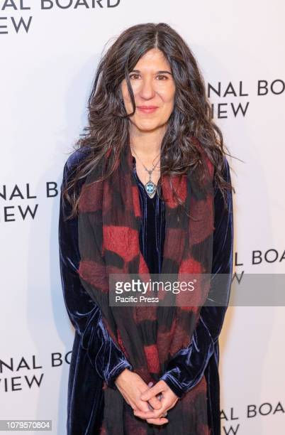 Debra Granik attends National Board of Review 2019 Gala at Cipriani 42nd street.