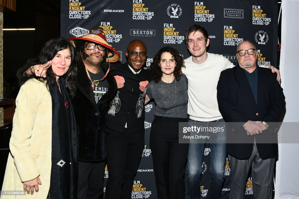 Film Independent Directors Close Up: The Independent Spirit: A Directors Roundtable : News Photo