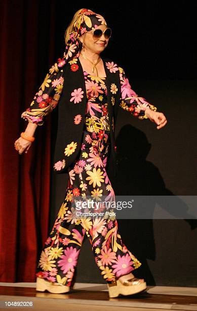 Debra Jo Rupp during ATAS Hosts a StarStudded Fashion Show to Benefit Dress for Success at ATAS' Leonard H Goldenson Theatre in North Hollywood...