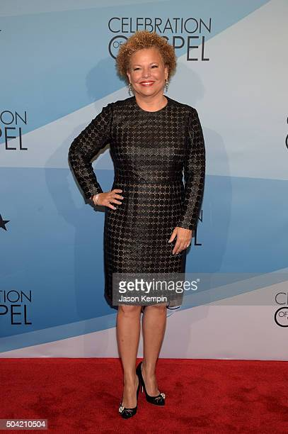 Debra L Lee attends BET Celebration Of Gospel 2016 at Orpheum Theatre on January 9 2016 in Los Angeles California