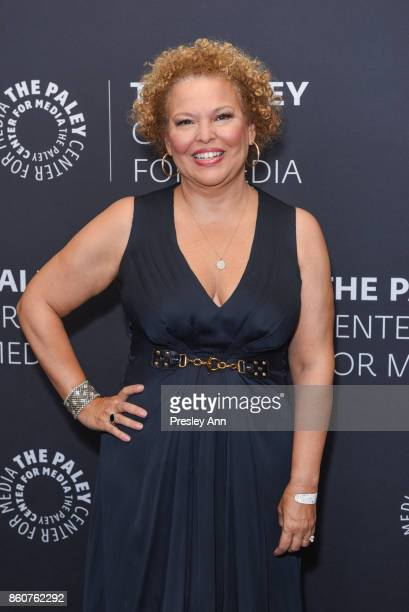Debra L Lee attends Paley Honors in Hollywood A Gala Celebrating Women in Television at Regent Beverly Wilshire Hotel on October 12 2017 in Beverly...
