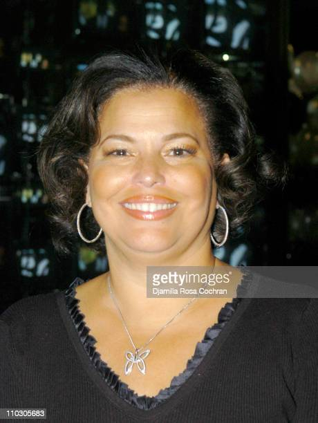 """Debra L. Lee, Chairman of BET during Sean """"Diddy"""" Combs Hosts a Black Party to Celebrate His Vibe Magazine Cover and the Upcoming Release of His..."""