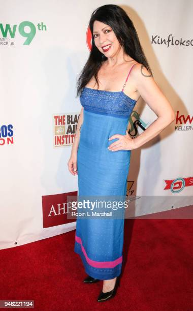 Debra Lamb attends the 12th Annual Santee High School Fashion Show at Los Angeles Trade Technical College on April 13 2018 in Los Angeles California