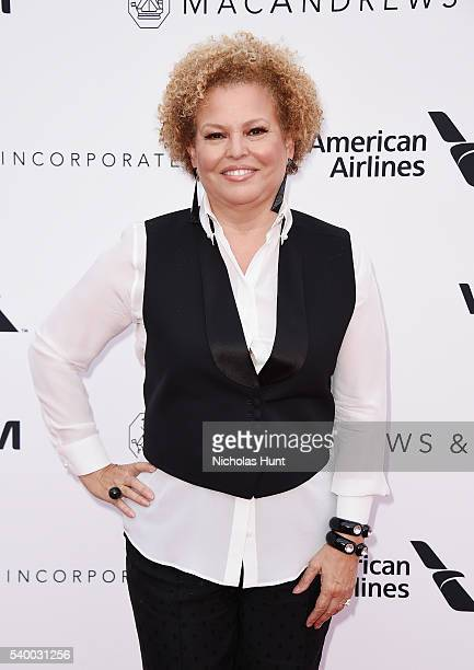Debra Lee attends 11th Annual Apollo Theater Spring Gala at The Apollo Theater on June 13 2016 in New York City