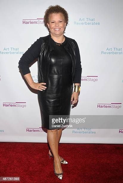 Debra Lee attends the Harlem Stage 2014 Spring Gala at Harlem Stage Gatehouse on April 28 2014 in New York City
