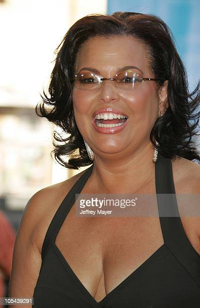 Debra Lee, CEO of BET during 2005 BET Awards - Arrivals at Kodak Theatre in Hollywood, California, United States.