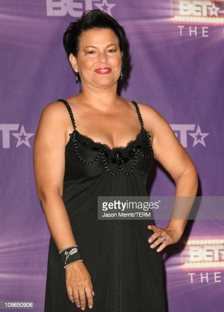 Debra Lee CEO of BET Networks during BET Awards 2007 Press Room at Shrine Auditorium in Los Angeles California United States