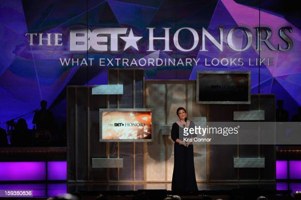 Debra Lee onstage at BET Honors 2013 at Warner Theatre on January 12, 2013 in Washington, DC.