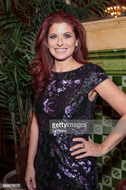 Debra Messing attends the 2017 Gersh Upfronts Party at The Jane Hotel on May 16 2017 in New York City