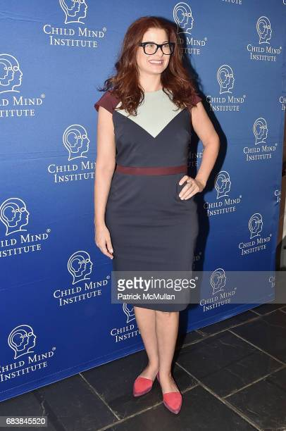 Debra Messing attends the Child Mind Institute 2017 Spring Luncheon at 583 Park Avenue on May 16 2017 in New York City