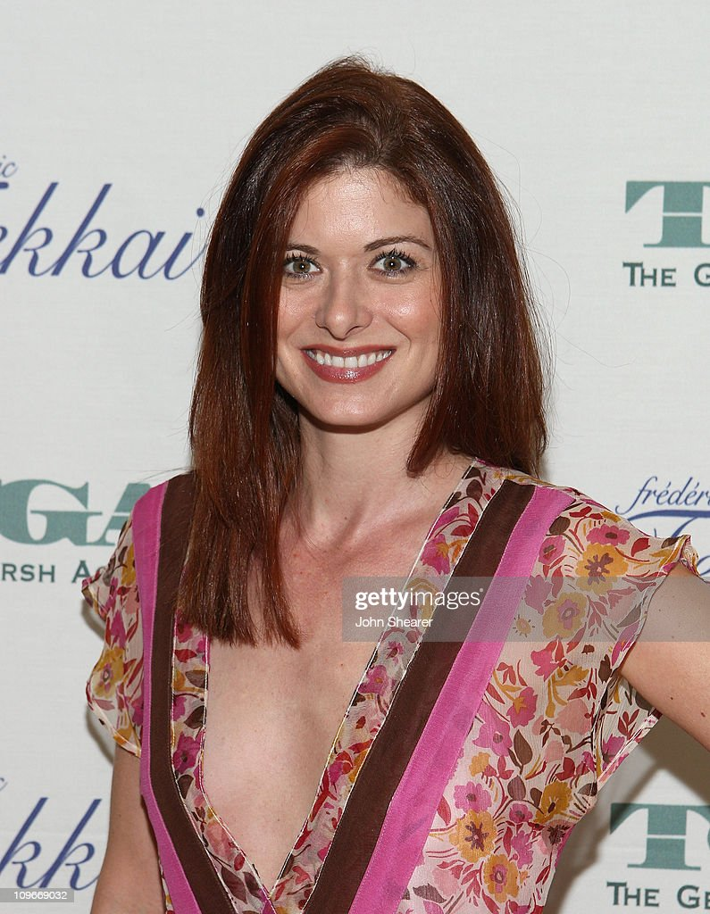 Debra Messing attends The Gersh Agency EMMY Party w/Special Guest Frederic Fekkai held at The Terrace at Sunset Tower Hotel on September 14, 2007 in Los Angeles, California.