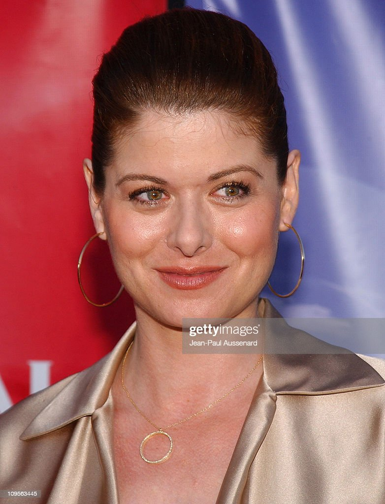 Debra Messing during 2004 NBC All Star Party - Arrivals at Universal Studios in Universal City, California, United States.