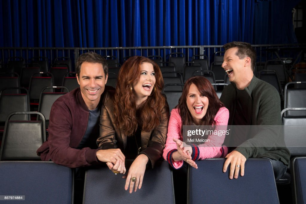 Cast of 'Will & Grace', Los Angeles Times, September 24, 2017