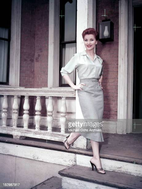 Debra Paget circa 1955