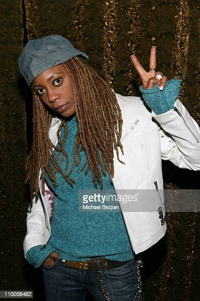 Debra Wilson during JillMichele Melean's DVD Release Party Hosted by Keith Collins at Sideways in Hollywood California United States