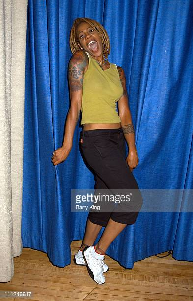 Debra Wilson during Young Storytellers Program Big Shows Performances at Cheremoya Elementary School in Hollywood California United States