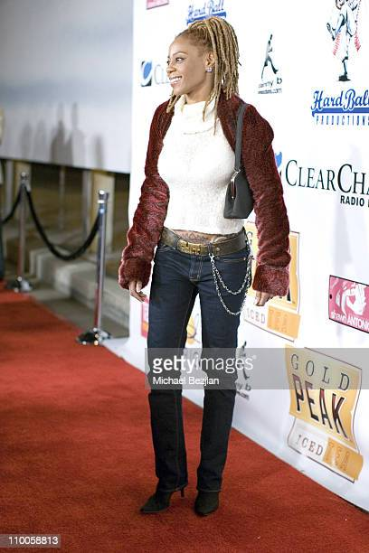 Debra Wilson Skelton during Gridlock New Year's Eve 2007 at Paramount Studios Hosted by Carmen Electra with a Live Performance by The Killers...