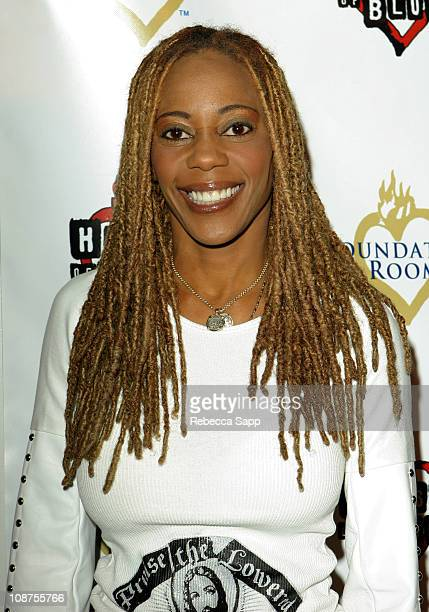 Debra Wilson Skelton during OPERATION DOGGY DROP Benefit to Aid the Pets Devastated by Hurricanes Katrina and Rita at House Of Blues in Los Angeles...