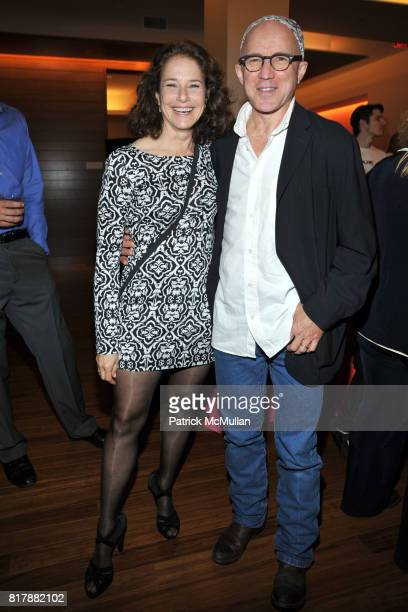 Debra Winger and Arliss Howard attend Launch and Celebration of Farmhearts at Pure Yoga on September 23 2010 in New York City