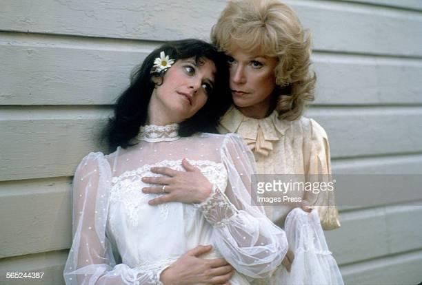 Debra Winger and Shirley MacLaine stars in Terms of Endearment circa 1983