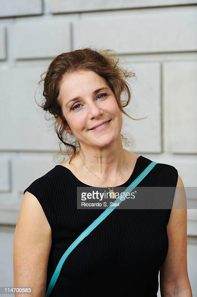 Debra Winger attends the 14th annual Tahirih Justice Center fundraising benefit at the Carnegie Institution at Dupont Circle on May 25 2011 in...
