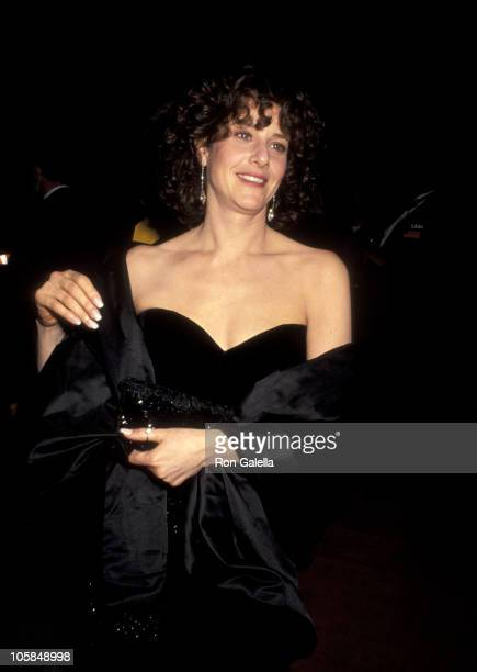 Debra Winger during 63rd Annual Academy Awards After Party at Spago's Hosted by Swifty Lazar at Spagos in West Hollywood California United States
