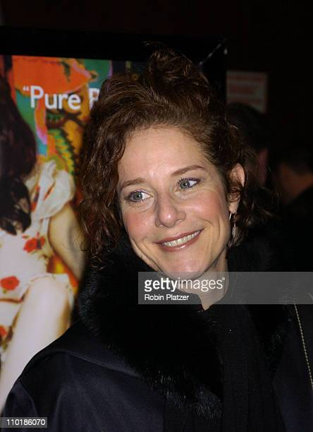 Debra Winger during New York Premiere of The Dreamers at Beekman Theater in New York City, New York, United States.