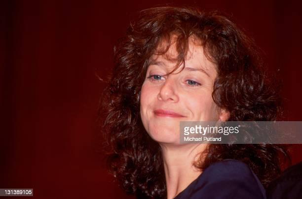Debra Winger portrait Royal Festival Hall London 1994