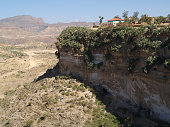Debre Damo monastery in Tigray region of Ethiopia