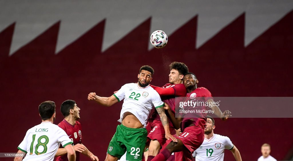 Qatar v Republic of Ireland - International Friendly : News Photo