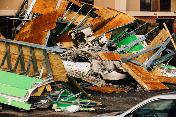 AL: Tornado Rips Through Fultondale, Alabama Damaging Structures