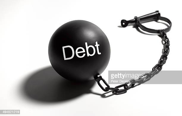 Debt ball and chain