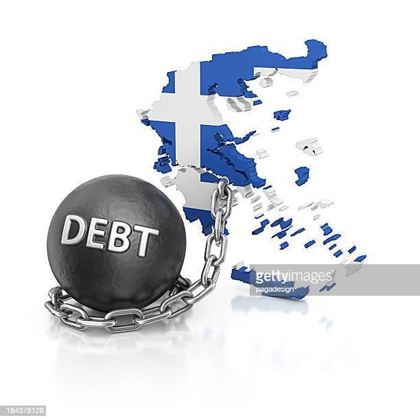 Debito della Grecia