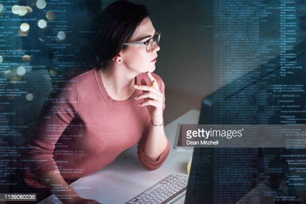 debugging mode activated - translation stock pictures, royalty-free photos & images