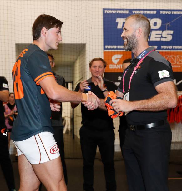 AUS: AFL Rd 4 - Collingwood v GWS