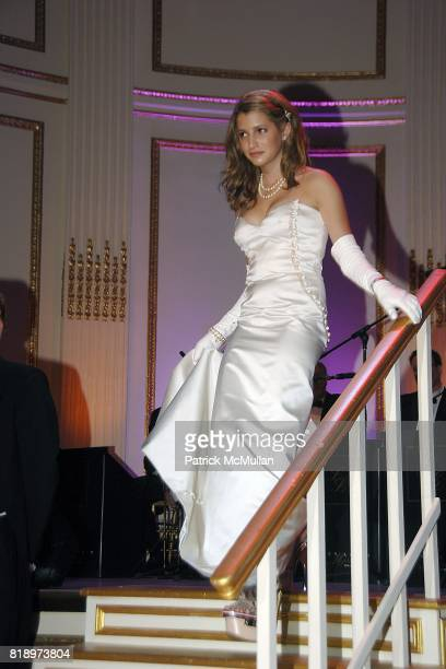 Debutante attends 69th ANNUAL BAL des BERCEAUX honoring CARTIER at The Plaza on May 7 2010 in New York City