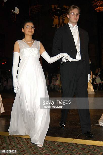 Debutantes attends FrenchAmerican Aid For Children 64th 'Bal Des Berceaux' Dubutante Ball to Benefit Children's Charities at Cipriani on April 29...