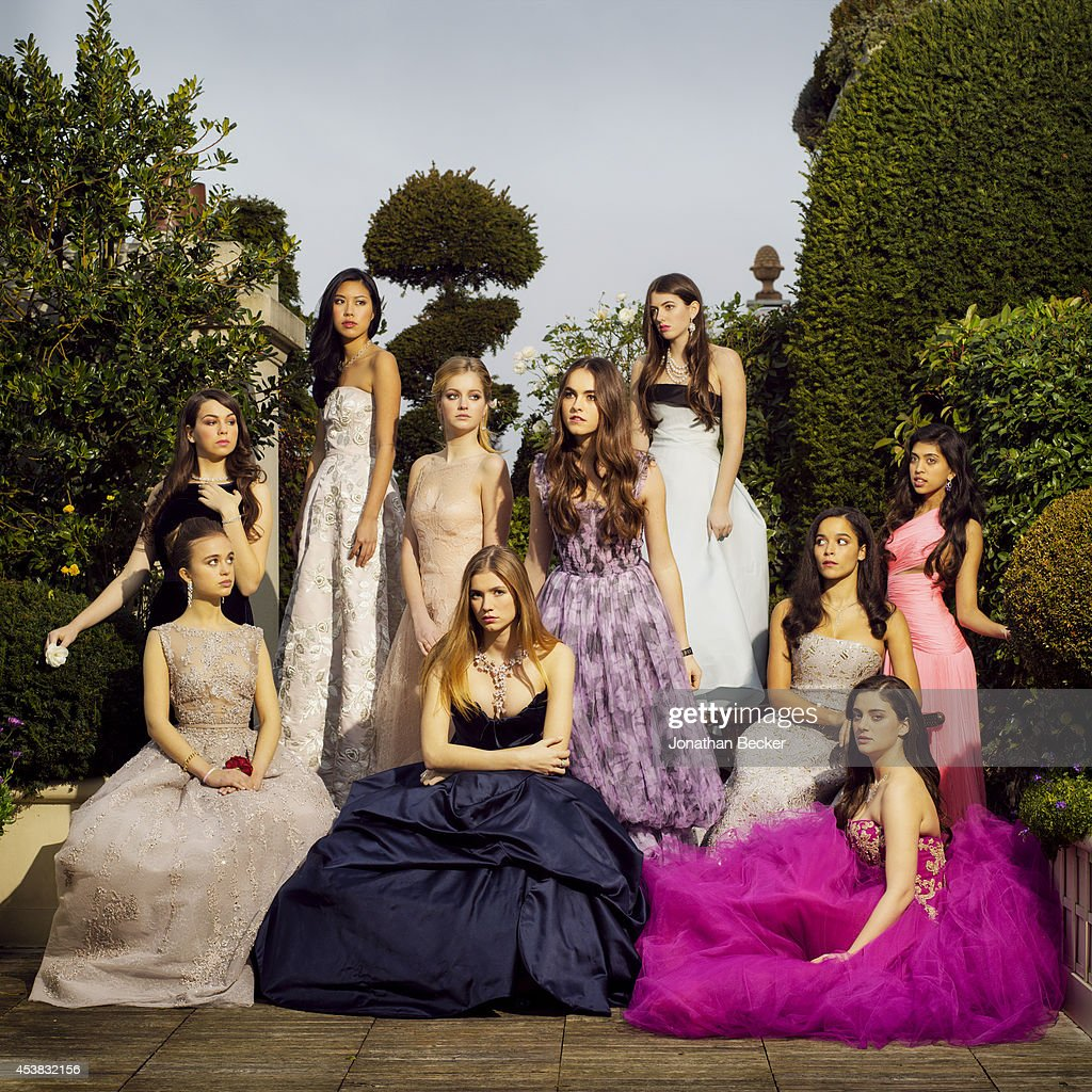 Bal des Debutantes, Vanity Fair, February 1, 2014