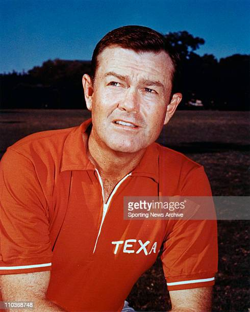 Dec 13, 2005; n/a, n/a, USA; University of Texas coach DARRELL ROYAL pictured in 1970.
