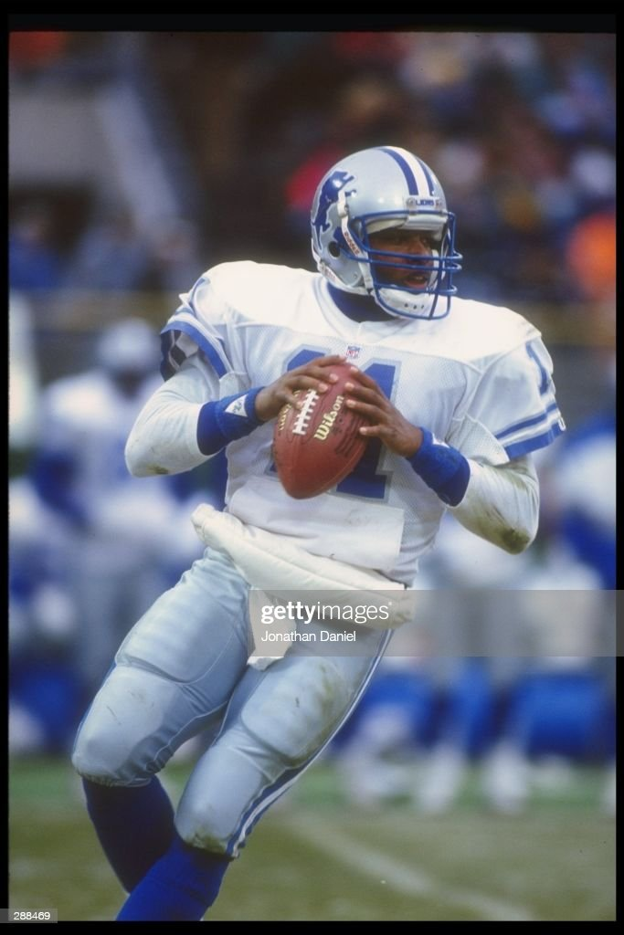 Andre Ware : News Photo